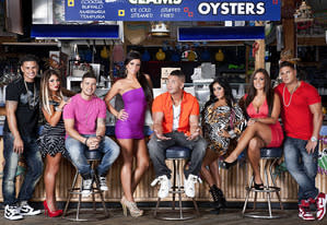 'Jersey Shore' canceled