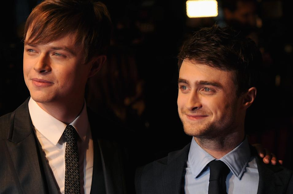 """Kill Your Darlings"" - Red Carpet Arrivals: 57th BFI London Film Festival"
