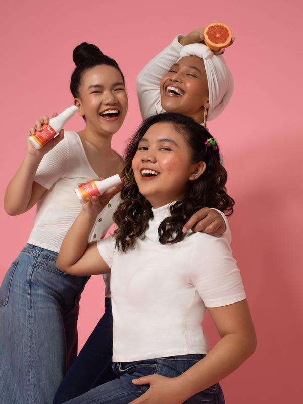 Label kecantikan lokal, BASE, yang menawarkan skincare sesuai jenis kulit pelanggan. (dok. BASE)