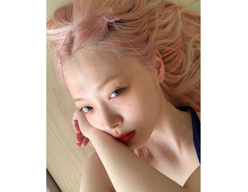 K-pop star Sulli was laid to rest today after four days of mourning. — Picture via Instagram/ jelly_jilli