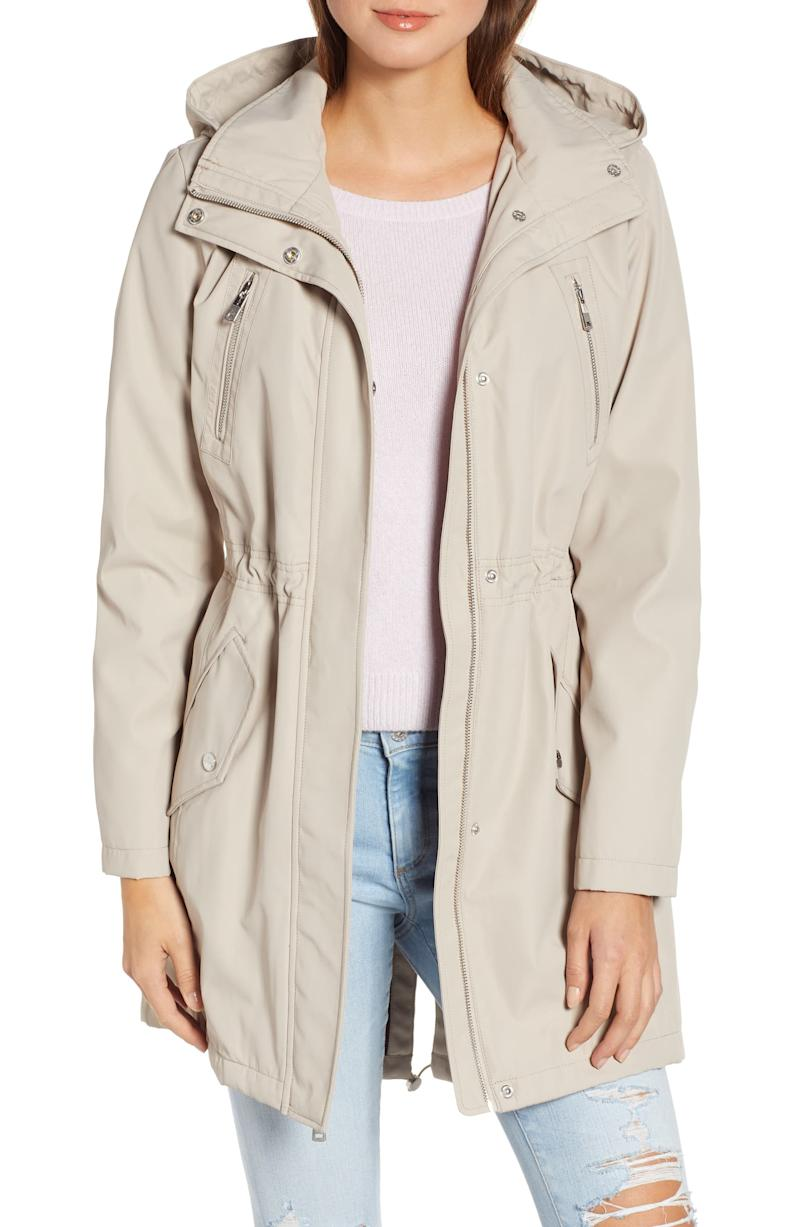 Kenneth Cole New York Soft Shell Jacket. Image via Nordstrom.