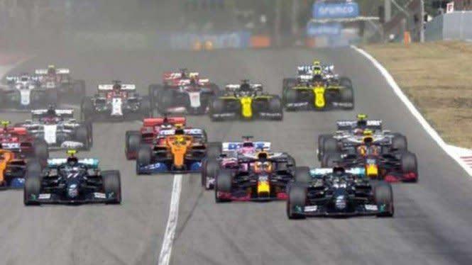 Formula 1 Tambah 4 Seri di 2020, Salah Satunya Turki