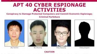 網絡攻擊:美國聯同多國譴責中國,通緝3名海南國安人員