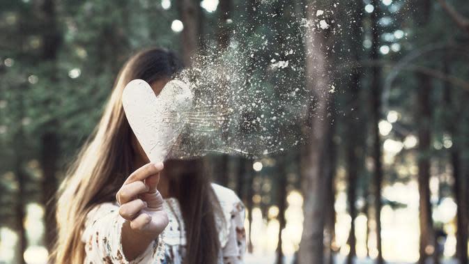 Ilustrasi putus cinta. (iStockphoto)