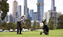 COVID-19感染率降 墨爾本美髮廳高爾夫球場恢復營業