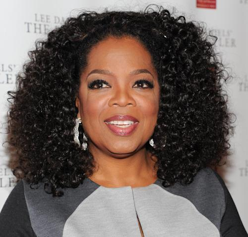 "FILE - In this July 31, 2013 file photo, media mogul and actress Oprah Winfrey attends a special screening of ""Lee Daniels' The Butler"" hosted by O, The Oprah Magazine, at Hearst Tower, in New York. Oprah's OWN channel is in the black for the first time since its rocky start two-and-a-half years ago. More than 30 new advertisers are joining original heavyweight sponsors Procter & Gamble and General Electric, and are paying higher rates as the channel has found its programming and distribution footing. (Photo by Evan Agostini/Invision/AP, File)"