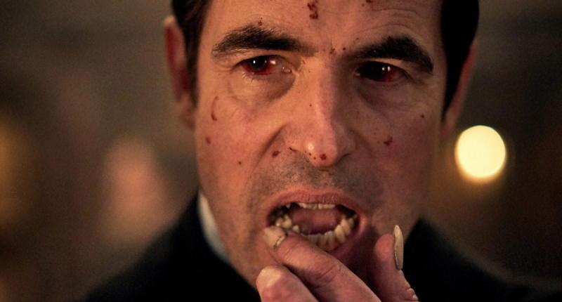 Claes Bang is Dracula on Netflix
