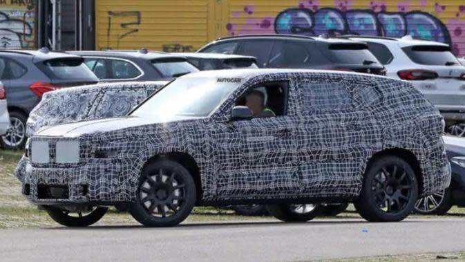 Inikah Calon SUV Terbaru BMW?