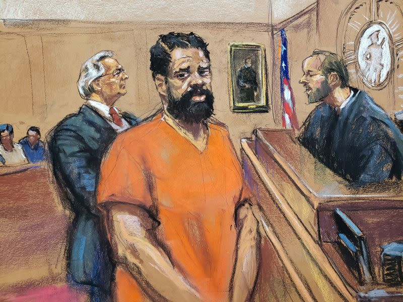 New York Hanukkah machete attack suspect could face potential death penalty trial