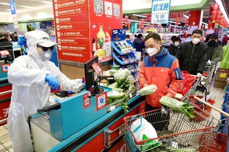 Korban meninggal corona di Hubei China kian bertambah
