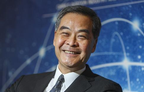 Leung Chun-ying, the former Hong Kong chief executive who is now a vice-chairman of the Chinese People's Political Consultative Conference. Photo: Winson Wong
