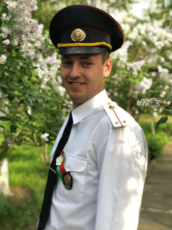 Night flight from Belarus: How a disgruntled policeman defected