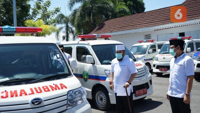 Ambulans Desa untuk Angkut Kambing Bikin Geram Warga Lumajang