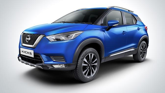 Nissan Kicks Resmi Meluncur, Harga Mulai Rp185 Jutaan