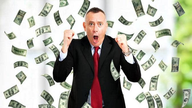 Kebiasaan makan miliarder ternyata memengaruhi kesuksesan kerja. (Ilustrasi: The Huffington Post)