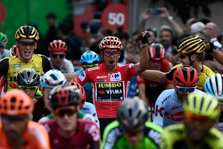 Roglic in contention for Vuelta a Espana's epic mountain challenges