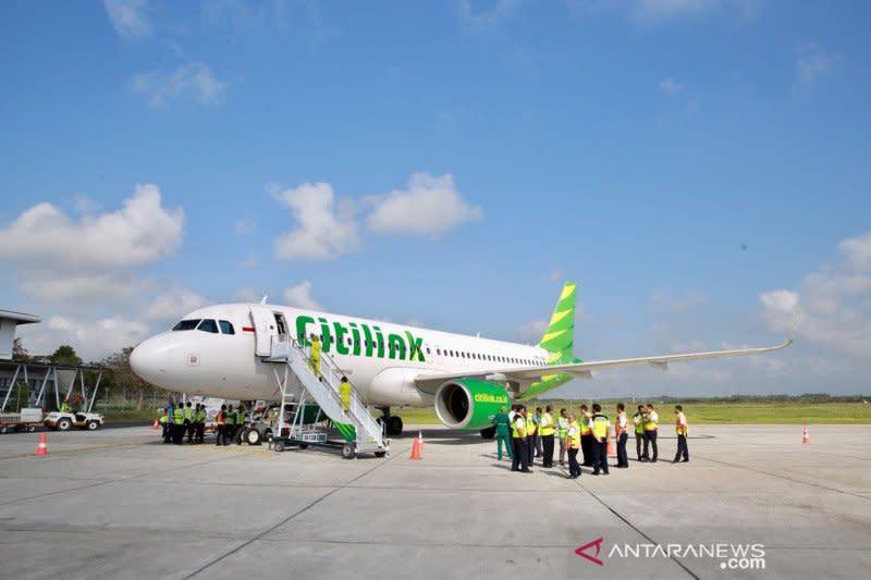 Citilink kembali buka penerbangan Banyuwangi-Denpasar hari ini