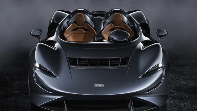 Body McLaren Penyok, Biaya Reparasi Nyaris Rp1 Miliar