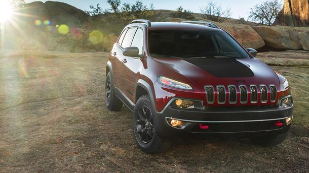 2014 Jeep Cherokee evokes shock, little awe