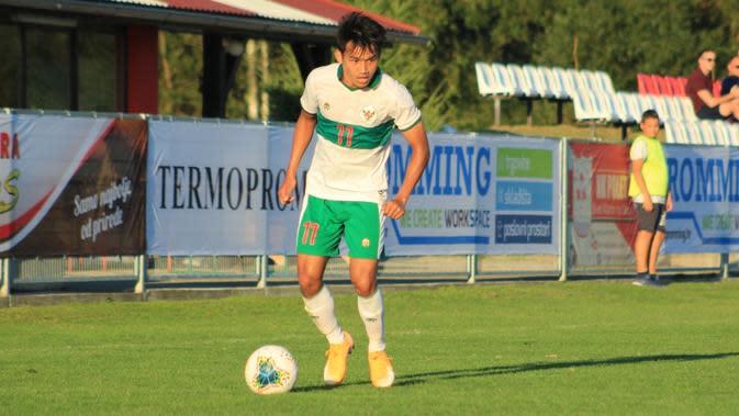 Timnas Indonesia U-19, Witan Sulaeman. (dok. PSSI)