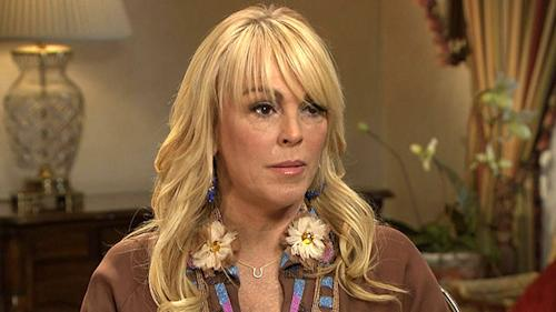 EXCLUSIVE: Dina Lohan 'Relieved' That LiLo is Safe