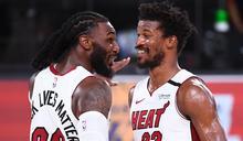 NBA/狂!熱火季後賽11戰10勝