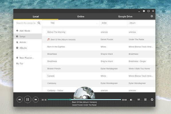 Best Chromebooks apps Enjoy Player
