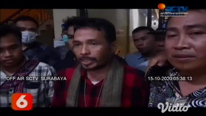 VIDEO: Polisi Tetapkan Oknum Aktivis LSM Antimasker Jadi Tersangka