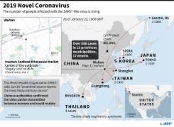 WHO katakan tidak ada keadaan darurat, saat China isolasi sejumlah kota untuk cegah virus