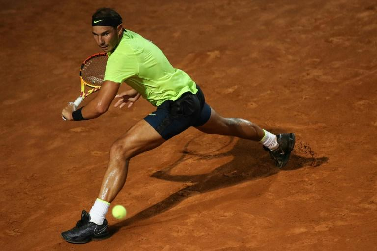 'I know how to fix it:' Nadal stunned in Rome before French Open title defence