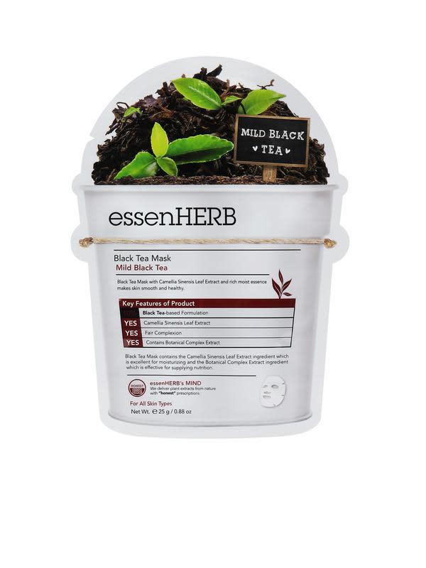 Simak pilihan sheet mask yang sesuai jenis kulit dari EssenHerb (Foto: essenherb)