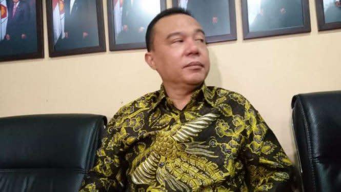 Cerita Gatot Dipecatakibat Film G30S,Dasco: Tak Ada Larangan Nonton