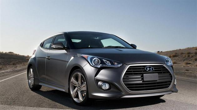 2013 Hyundai Veloster Turbo, what the CR-Z could've been: Motoramic Drives
