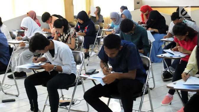 3 Pusat UTBK SBMPTN di Surabaya Sediakan Tes Cepat untuk Peserta Sebelum Ujian