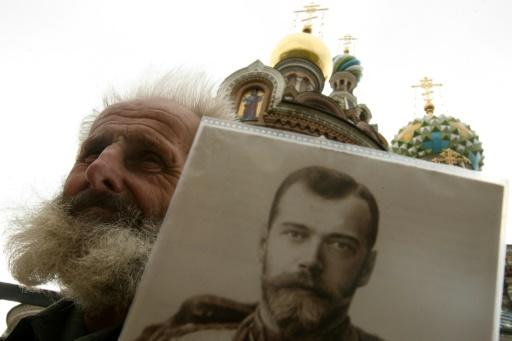 Russia's last tsar, Nicholas II, was reportedly hastily buried with his family in an unmarked grave on the outskirts of Yekaterinburg
