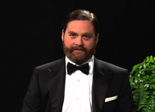 Zach Attack: Galifianakis Annoys Jen Lawrence & Other Oscar Noms On 'Between Two Ferns'