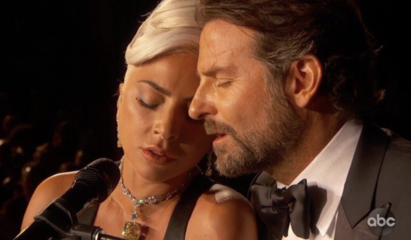 Twitter reacts to Lady Gaga and Bradley Cooper's steamy 'Shallow' performance