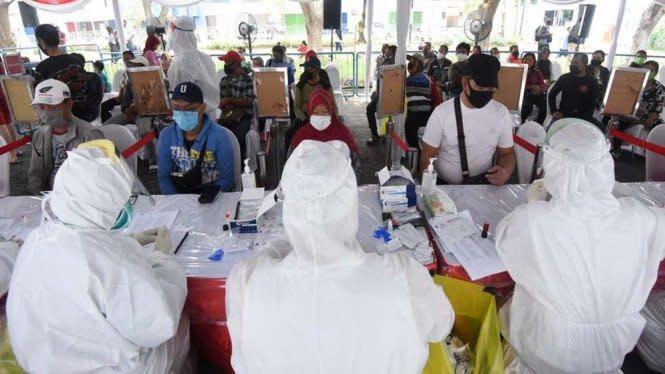 Update Corona 14 Juli: Jatim Catat 353 Kasus Baru, 352 Sembuh
