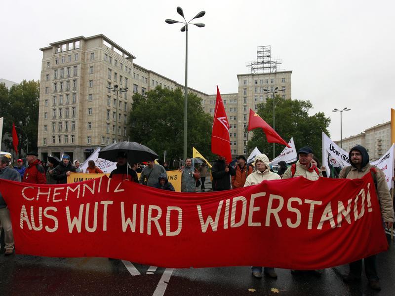 德國極右派「另類選擇黨」興起  挑起反猶太情緒