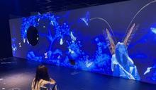 《魔幻山水歷險》數位展 故宮邀民眾春遊共賞