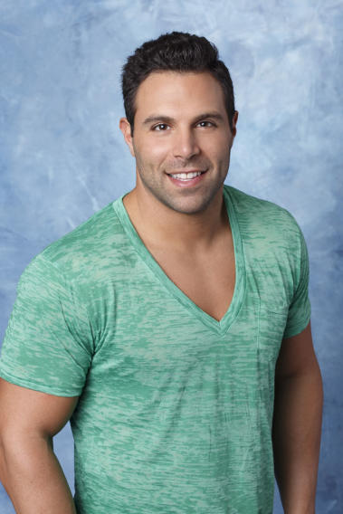 """The Bachelorette"" Season 9 - Mikey T."