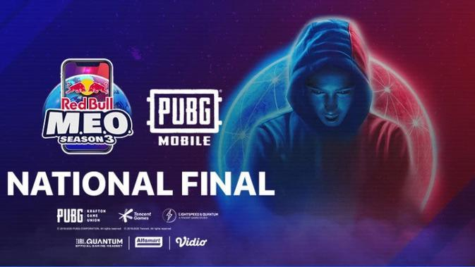 PUBG Mobile National Final Red Bull M.E.O. Season 3.