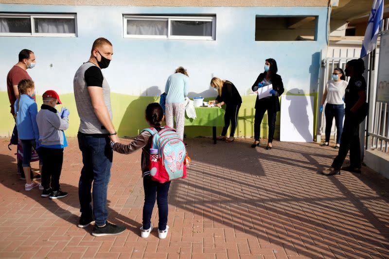 Israeli children can go back to school from Sunday - Netanyahu