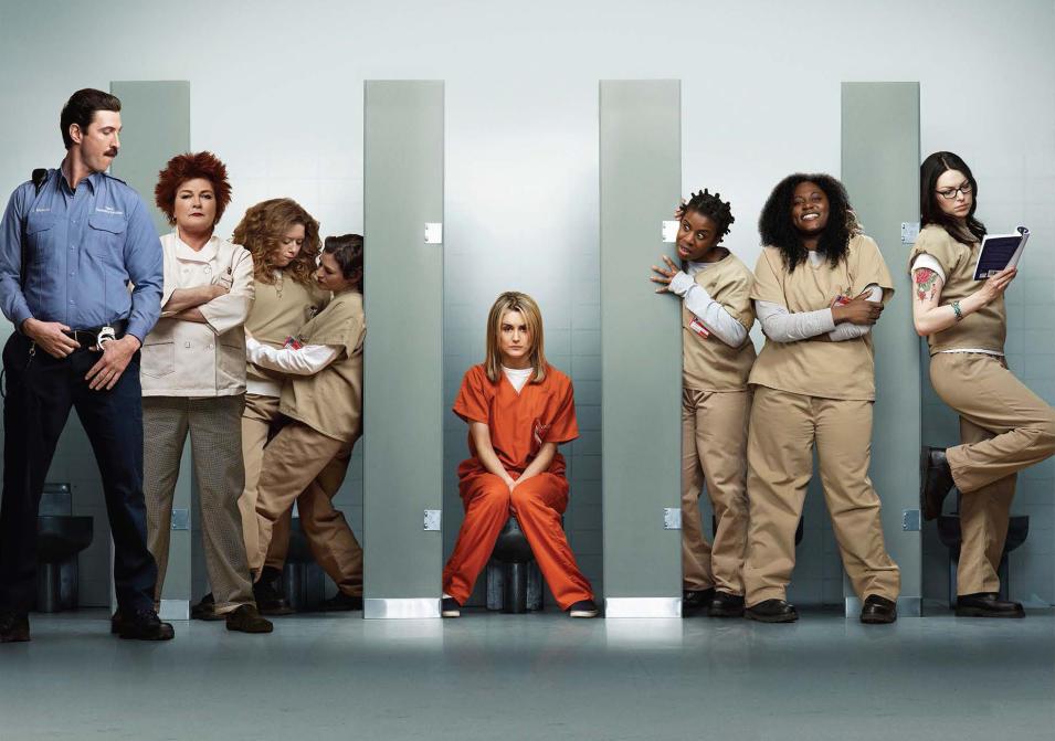 """Orange is the New Black"" Season 1 Poster"