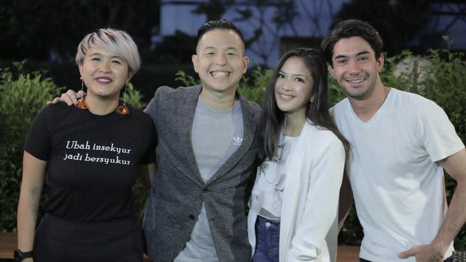 Reza Rahadian dan Jessica Mila Bintangi Film Baru dari Ernest Prakasa