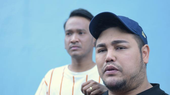 Ruben Onsu dan Ivan Gunawan (Nurwahyunan/bintang.com)