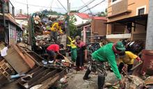 三強颱襲擊菲律賓 數十萬人無家可歸 救援鄰國比參加任何經貿組織更迫切