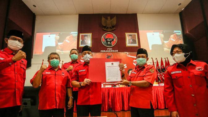 Mimpi Besar Eri Cahyadi Hapus Pengangguran di Kota Surabaya