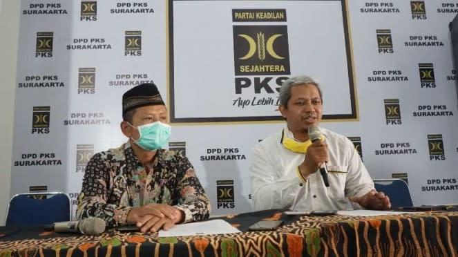 Ketua PKS Solo Abdul Ghofar