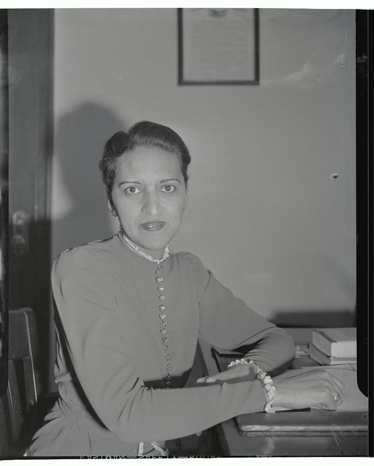 <p>Jane Bolin became the nation's first Black woman judge in 1939<em>.</em><em></em> She was the first Black woman to graduate from Yale Law School, and would serve on New York's Family Court for four decades, and . Besides dealing with many domestic cases, she worked to stop probation officers from getting assignments based on the color of their skin. During her career, she also worked with Eleanor Roosevelt, and together the two women created a program that would help intervene before young boys committed crimes.<em></em></p>